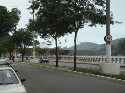 Aussicht Promenade Vitoria