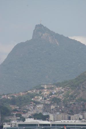 Christusstatue auf Corcovado